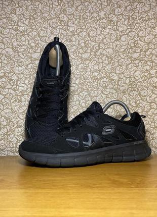 Спортивные женские кроссовки skechers sport оригинал размер 38