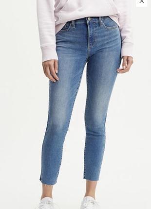 Синие джинсы pepe jeans, размер 34-36