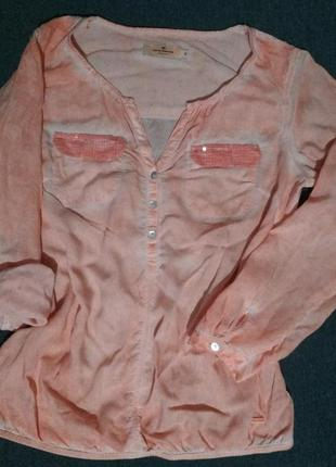 Блузка рубашка tom tailor