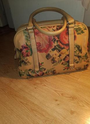 Украинская сумка;)