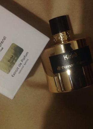 Kirke tiziana terenzi 10 мл extrait de parfum original tester