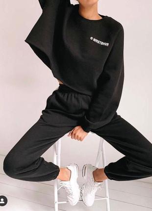 Костюм 3ка кофта топ штаны