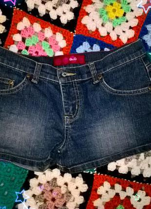 Шортики джинсовые