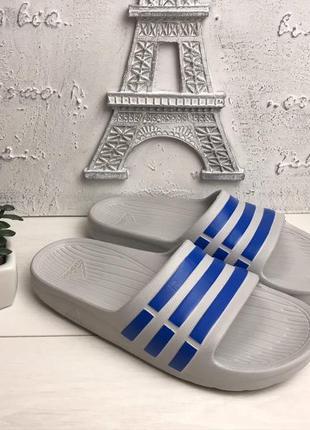 Шлёпанцы adidas4 фото