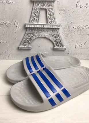 Шлёпанцы adidas5 фото