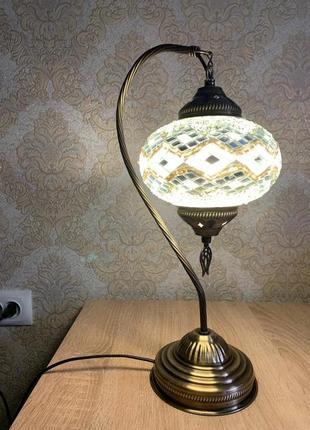 Лампа светильник в восточном стиле