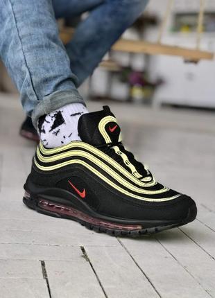 Кросівки nike air max 97 reflective  кроссовки