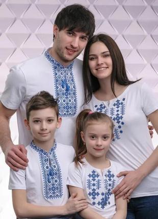 Вишиванка вышиванка футболка з вишивкою для хлопчика 10 років3 фото