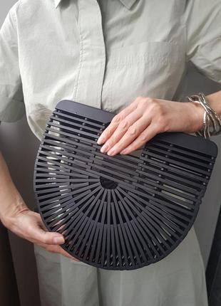 Бамбуковая сумка ручной работы
