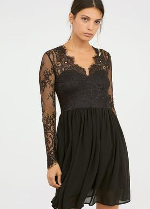 Платье h&m 38-й разм.