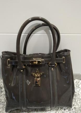 Blugirl классная оригинальна сумка есть голограмма blugirl