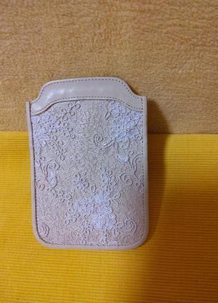 Чехол vif  на мобильный телефон -натуральная кожа