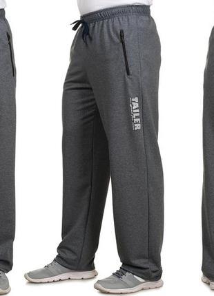 Мужские спортивные штаны из турецкого трикотажа tailer размеры 48-56 (297норма)