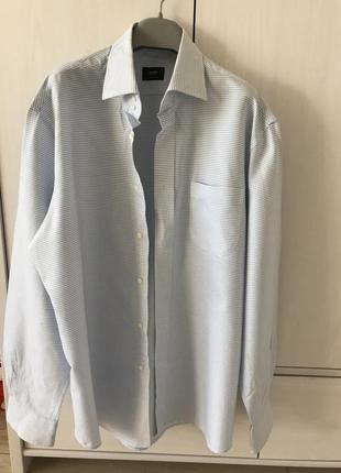 Оригинальная рубашка hugo boss