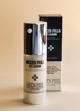 Концентрированная пептидная сыворотка для кожи вокруг глаз medi-peel mezzo