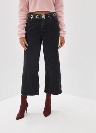 Стильні джинси-кюлоти mango/джинсы mango/жіночі кюлоти