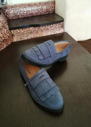 Оксфорды лоферы балетки туфли очень крутые