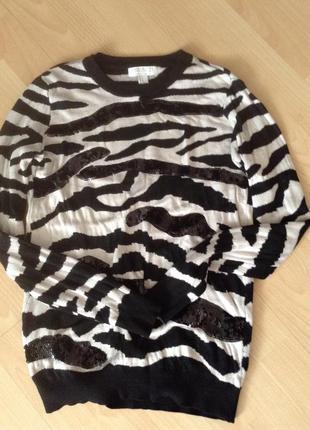 Красивый свитер forever 21
