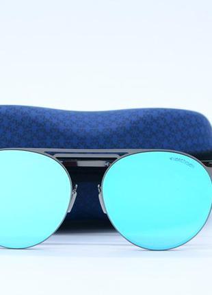Солнцезащитные круглые зеркальные очки northmen окуляри