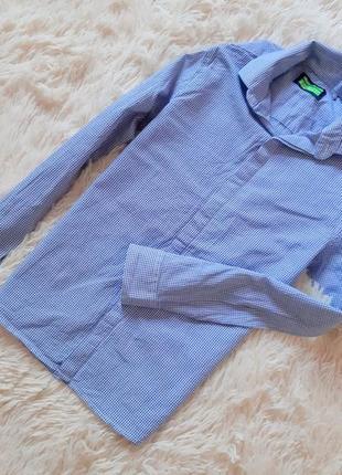 Качественная хлопковая рубашка от next