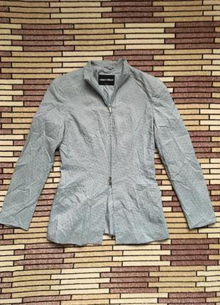Винтажный жакет/пиджак от giorgio armani оригинал