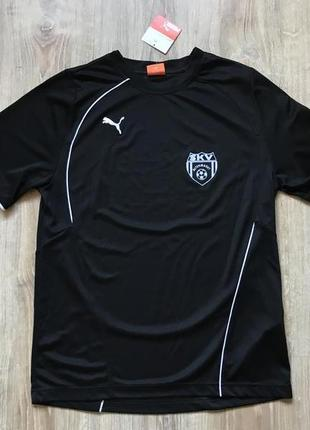 Мужская футбольная джерси футболка puma skv altenmarkt frauen