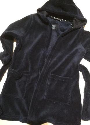 Махровый халатик для мальчика 2-3 года или до 98 см