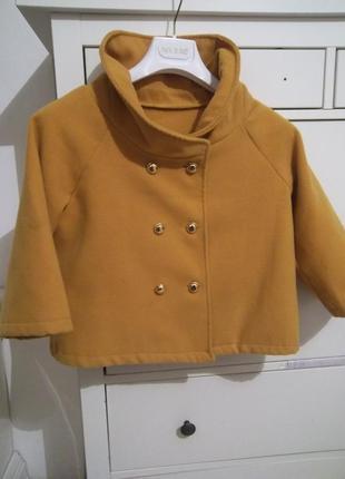 Кашемировая куртка-фигаро италия