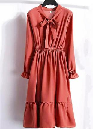 Очаровательное платье для романтической особы