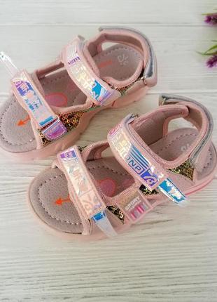 Стильные сандалики