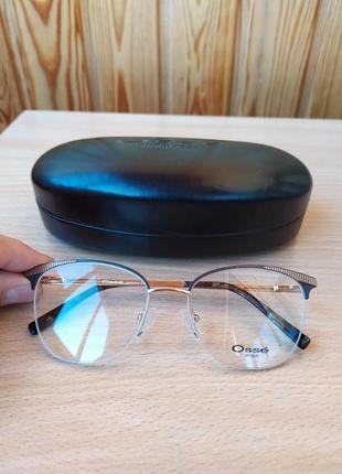 Эксклюзивные очки бренда osse