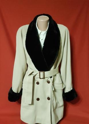 Превосходный плащ пальто от wallis