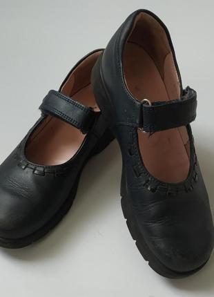 Туфли start-rite 32 р. полностью кожа.