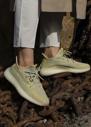Кроссовки adidas yeezy v2 antlia full reflective