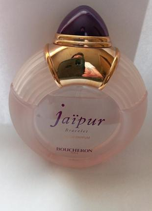 Boucheron jaipur bracelet оригинал парфюм франция