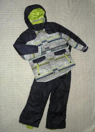 Термо куртка штаны rodeo c&a 122-128р.