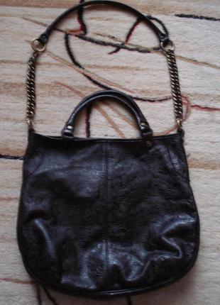 Изумительная кожаная сумка в идеальном состоянии