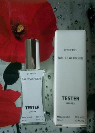 Мини парфюм премиум 60 мл эмираты 60 мл bal d'afrique