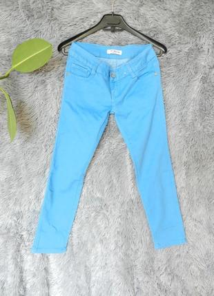 ✅ укороченные джинсы
