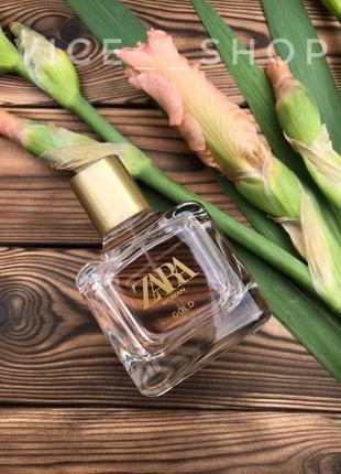 Zara gold духи парфюмерия туалетная вода оригинал испания