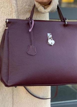 Сука, шкіряна сумка