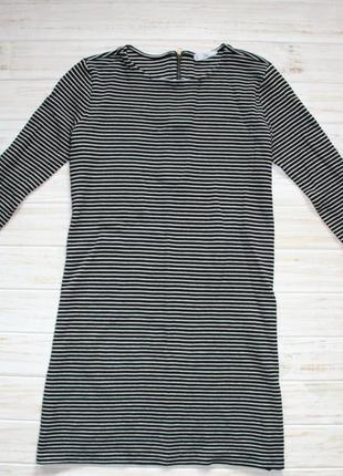 Вязанное платье mango  размер s