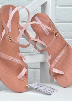 Сандалии женские ipanema fashion sandal vii fem оригинал бразилия розовые 37-42 размеры
