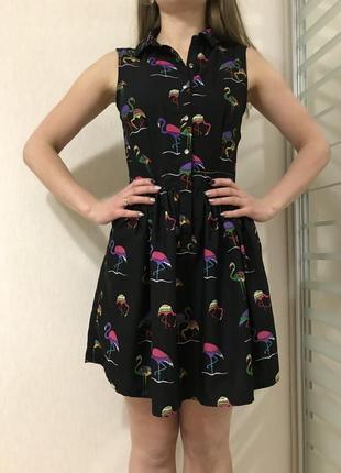 Плаття платье короткое