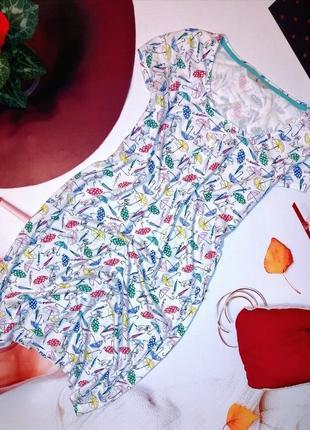 Ночная сорочка tu, 100% хлопок, размер 10/38