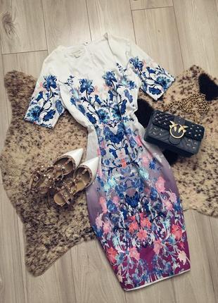 Платье футляр monsoon