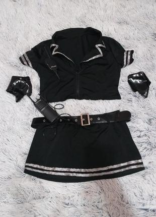 Эротический костюм полицейской