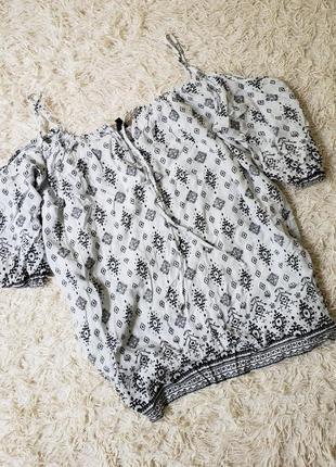 Блуза майка топ