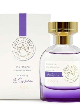 Новинка акция парфюмерная вода avon iris fetiche.2 фото