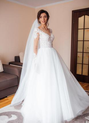 Свадебноє платьє